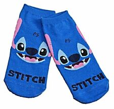 "Disney's Lilo and Stitch ""Stitch"" Character Unisex Ankle Socks 1 Pair"