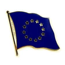Flaggen Pin Europa ca. 20mm - Anstecker Fahnenpin der Europäische Union EU