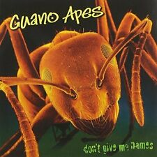 Guano Apes Don't give me names (2000; 12 tracks/multimedia) [CD]