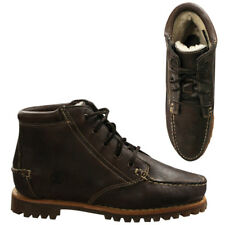Timberland Horren Chukka Lace Up Dark Brown Womens Boots 18616 M1