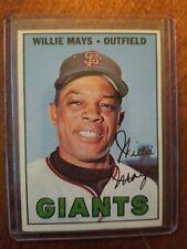 1967 Topps Willie Mays #200 Baseball Card