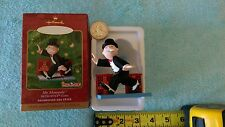 "Hallmark Keepsake ""Mr. Monopoly""  Monopoly Game"