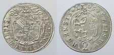 MAGMA RDR Salzburg,Johann Ernst Thun, HALBBATZEN 1705  vz stfr
