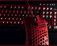 Finalmouse Ultralight Air58 Ninja Red Cherry Gaming Mouse BRAND NEW Final Mouse