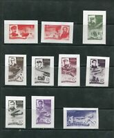 Aviation, airmail, Reissue of rare  postage stamps  of 1935 MNH OG