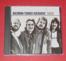 Bachman-Turner Overdrive - Gold -- 2er-CD / Rock