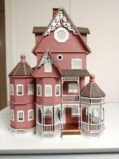 Ashley B milled siding Gothic Victorian Quarter Scale dollhouse (1:48)