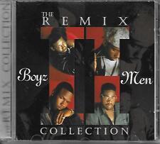 BOYZ II MEN - The REMIX Collection CD Album 12TR MOTOWN 1995 Holland