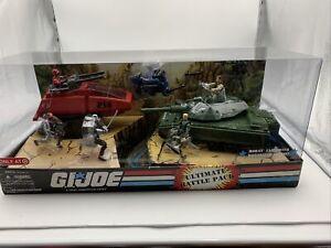 GI Joe 25th Ultimate Battle Pack Target Exclusive MOBAT HISS Steeler Short Fuze