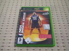 NBA Inside Drive 2004 für XBOX *OVP*