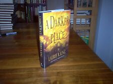 A Darker Place by Laurie R. King (1999, Hardcover)