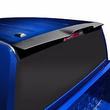 Truck Cab Spoiler MATTE BLACK 985399 For: TOYOTA TUNDRA CREW CAB 2014-2017