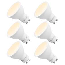 Lamparas Bombillas de LED Casquillo GU10 Regulables 7W  650Lm 120° Amplio Angulo