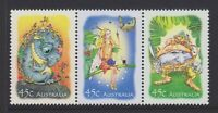 2002 Australia Post - Design Set - MNH - Decimal - Magic Rainforest