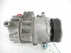 06 07 Volkswagen Passat 3.6L AC Air Compressor OEM Audi A3 3.2L