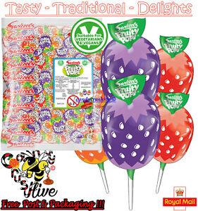 1 - 1000 Swizzels Fruity Pops Lollies Pick N Mix Retro Sweets Candy Vegetarian