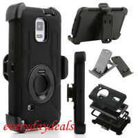 Military Heavy Duty Armor Case Belt Clip Holster for Samsung Galaxy FREE Gift