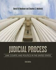Judicial Process : Law, Courts, and Politics in the United States by Stephen S.