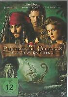 Fluch der Karibik 2 - Pirates of the Caribbean / DVD
