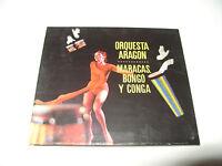 Orquesta Aragón - Maracas, Bongo Y Conga (2003) cd digipak cd is ex condition