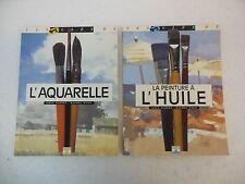 Greg Albert Rachel Wolf 2 LES CLES DE LA PEINTURE À L'Huile & L'Aquarelle 1991