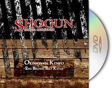 Okinawan Kenpo - 2nd Brown Belt Katas - Training Dvd