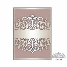 1x Lace Flower Cutting Dies Metal Stencil Scrapbooking Embossing Album Card Diy