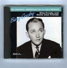 CD BING CROSBY SINGS CROSBY AND FRIENDS ARMSTRONG HAMPTON HERMAN