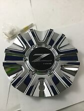 "Zinik Z29 Wheel Center Hub Cap Chrome Z29-1-CAP ZY 7-3/8"" Diameter ZK35"
