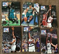 1993-94 SKYBOX BASKETBALL NBA ON NBC LOT OF 18 DIFFERENT CARDS! JORDAN BARKLEY