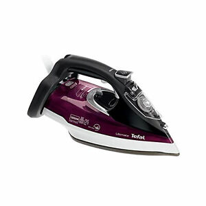 Tefal Ultimate Anti Scale Steam Iron 3000W Power Removable Scale Durilium