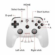 EasySMX Wireless Controller 2.4 G Game Controller with double Vibration Android