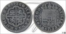 España - Monedas Felipe V- Año: 1736 - numero 01438 - 2 Reales 1736 AP Sevilla