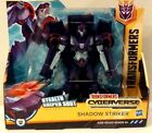 Transformers Cyberverse Action Attackers Ultra Class Shadow Striker New MISB