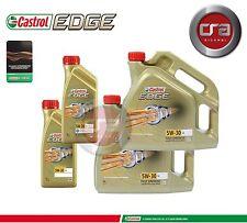 10LT OLIO MOTORE CASTROL EDGE 5W30 FST LONGLIFE (LL) VW 504.00 507.00 AUDI