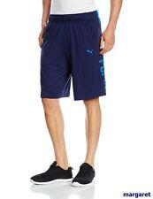 Puma Essential Mens Graphic Sport Shorts Size L