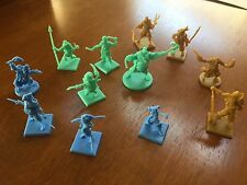 Pirate miniatures 32mm scale (Rum & Bones) - 12 total