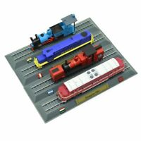 N Scale Model Trains Steam Locomotives Plastic Static Model Decoration 4 Types