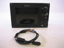 Simrad NSS8 Amer MFD Display+Power Cable-Tested Working Cond