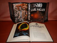 Sagan Carl COSMO Ed. Mondadori 1981 Rara 1ª Edizione Italiana
