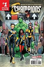 Champions #1 (2016) 1st Printing Bagged & Boarded Marvel Comics