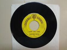 "ELATION FIELDS:(Dick Wagner Of Alice Cooper)Light Side Table-Heat Wave-U.S.7"" 68"