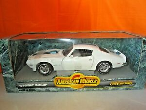 Ertl Collectibles 1970 Pontiac Trans Am 1:18 Diecast in Box