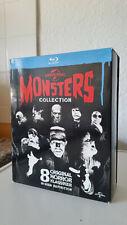 UNIVERSAL MONSTERS COLLECTION - Bluray Box - Dracula, Frankenstein - wie neu