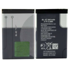 Li-ion Polymer Internal Battery Replacement For Nokia BL-4C 5100 6100 6300 6600