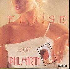 PHIL MARTIN 45 TOURS FRANCE ELOISE BARRY RYAN PAUL RYAN