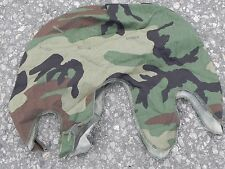 CANADIAN MILITARY  CAMO HELMET COVER (NEW)