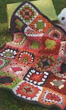 Crochet Blanket For Beginners  Crochet Pattern