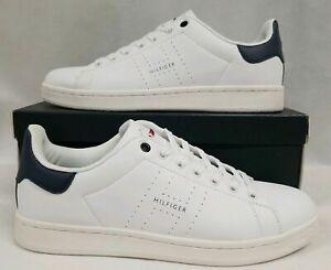 Tommy Hilfiger Liston Sneakers Shoe Mens 12 M White