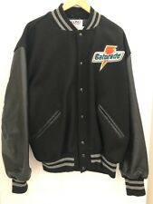 Vintage 1990's Gatorade Letterman Style Jacket by DeLong - XL